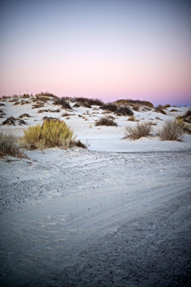 White Sands National Monument-New-Mexico NM Naomi VanDoren
