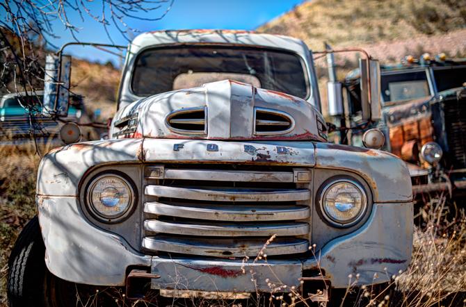 Jerome-Arizona-Ghost-Town-Junk-Old-Ford-truck-Naomi-VanDoren-13.jpg
