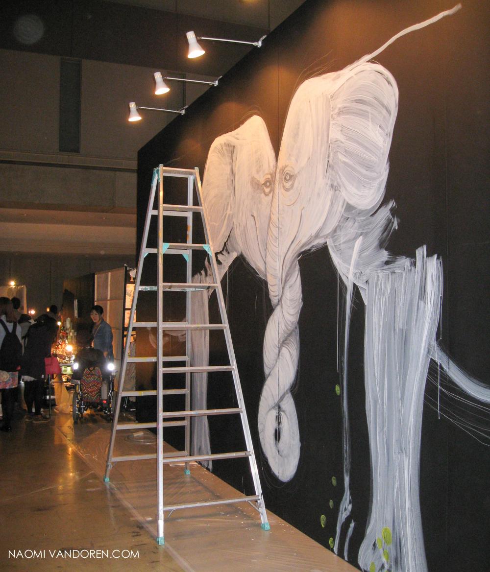 design festa tokyo japan art show naomi vandoren-29.jpg