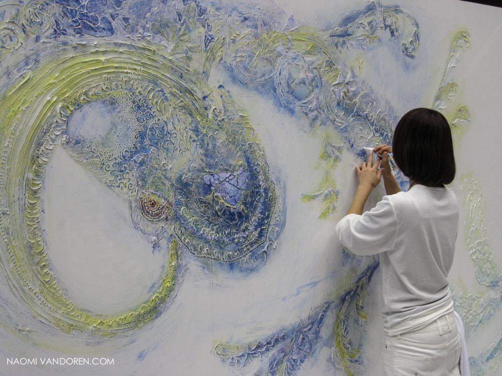 design festa tokyo japan art show naomi vandoren-62.jpg