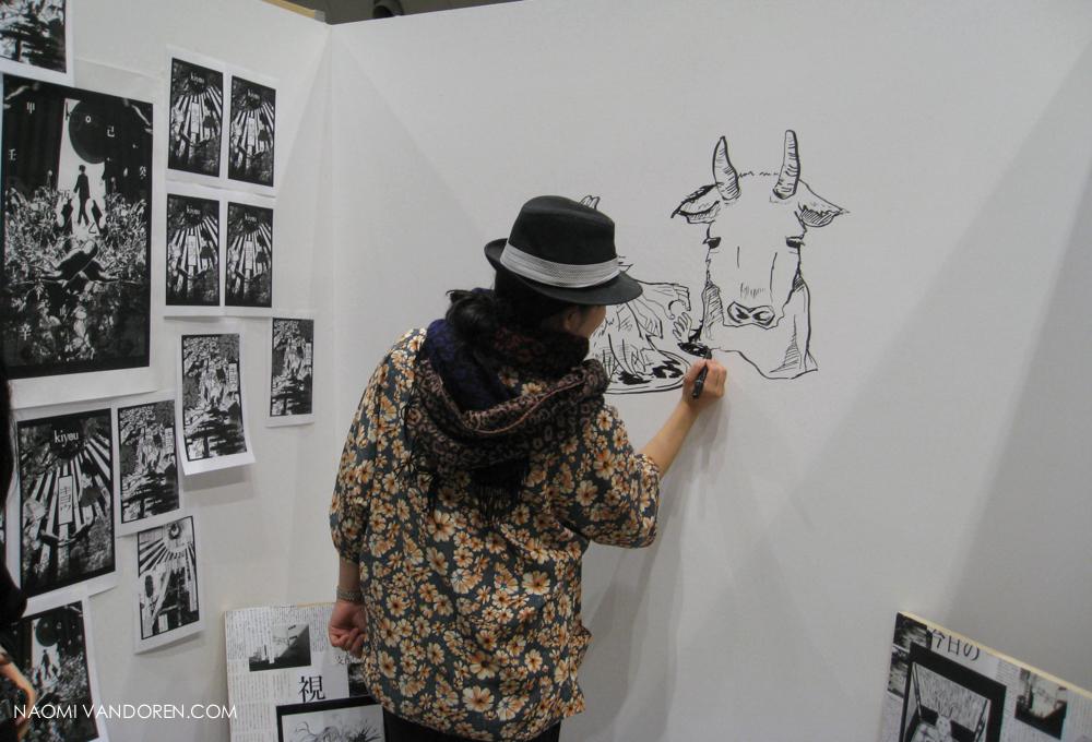 design festa tokyo japan art show naomi vandoren-16.jpg