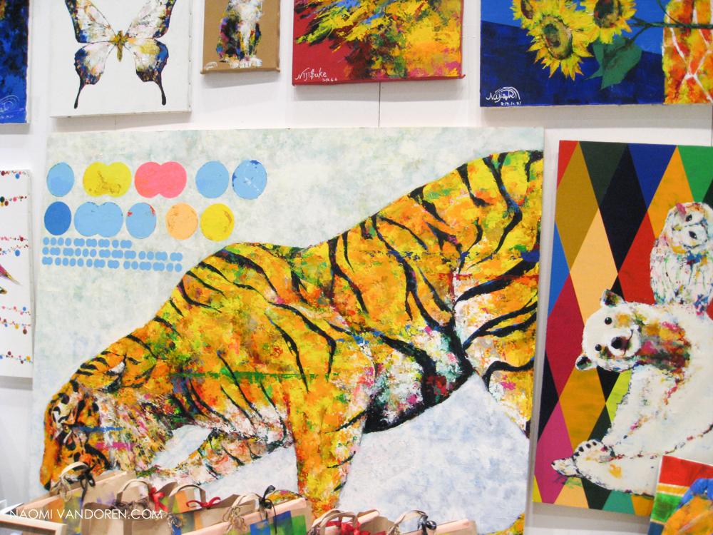 design festa tokyo japan art show naomi vandoren-14.jpg