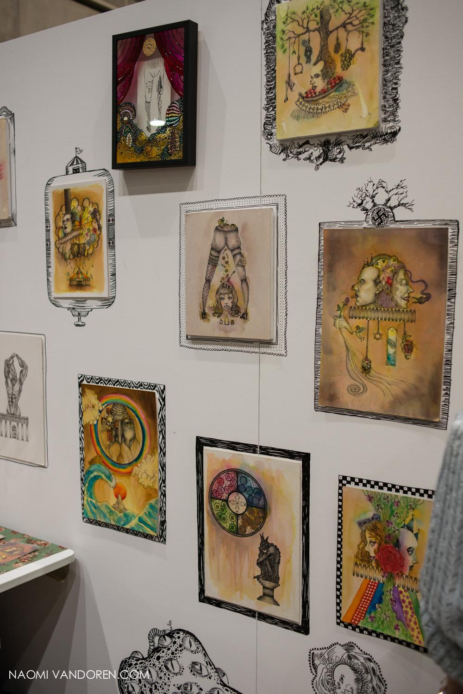 design festa tokyo japan art show naomi vandoren-68.jpg