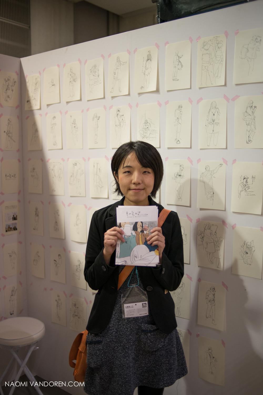 design festa tokyo japan art show naomi vandoren-72.jpg