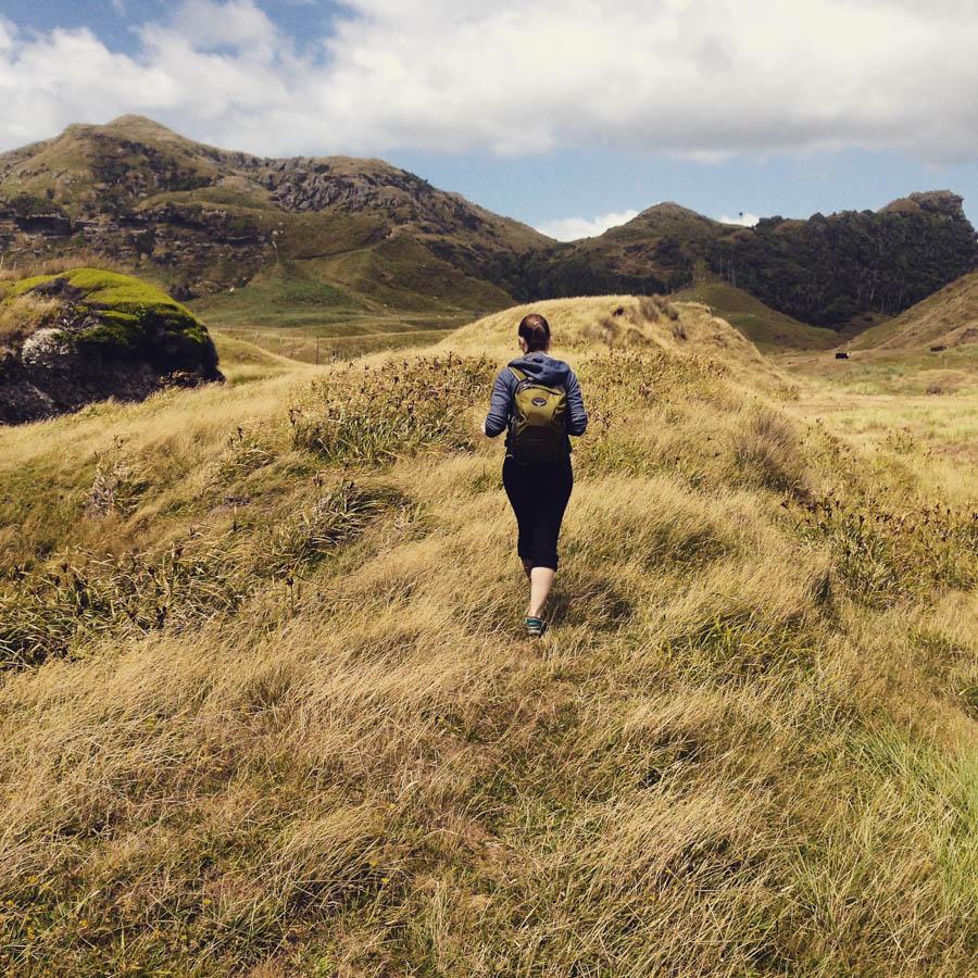 Naomi VanDoren New Zealand Travel Day 3
