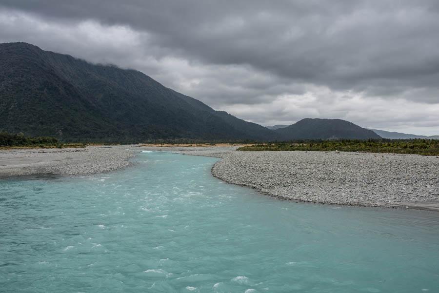 Naomi VanDoren New Zealand Travel Day 5 blue river