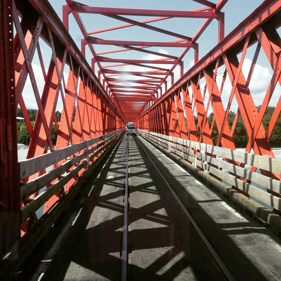 Naomi VanDoren New Zealand Travel Day 5 bridge