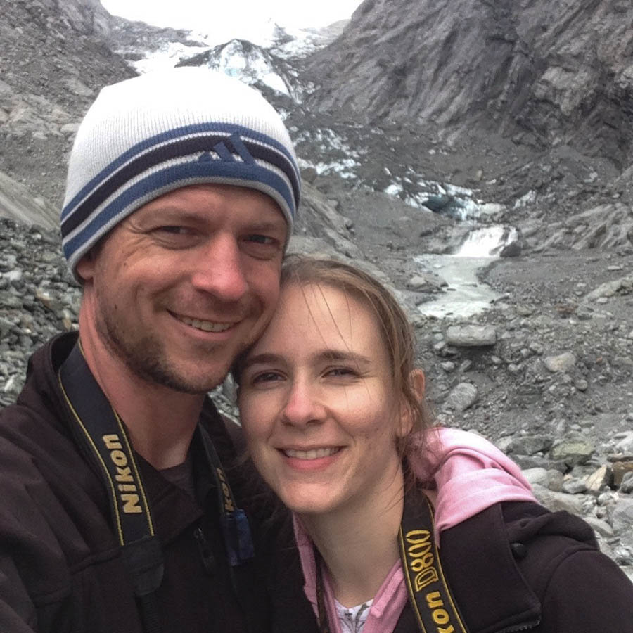 Naomi VanDoren New Zealand Travel Day 5 Franz Josef Glacier
