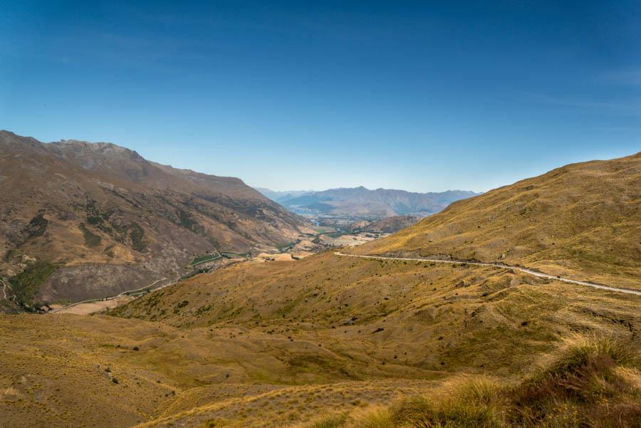 Naomi VanDoren Travel New Zealand Day 7 Queenstown
