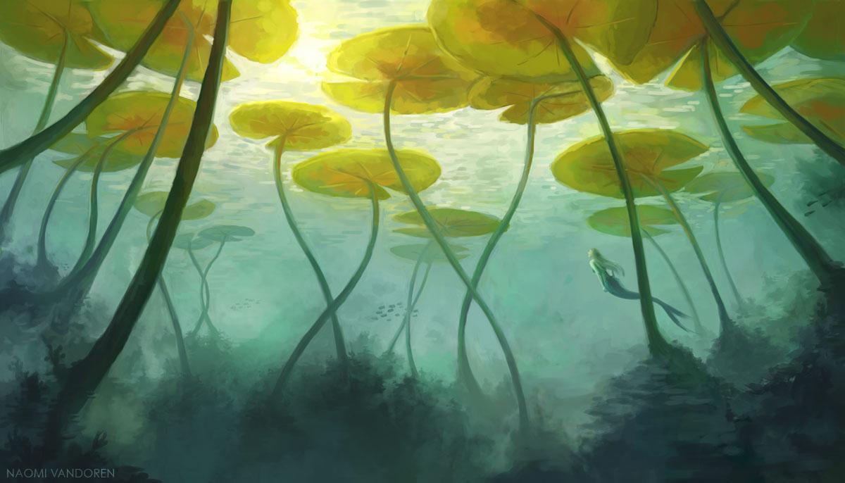 """Sea Lilly""  2015 |  Prints & Merchandise"