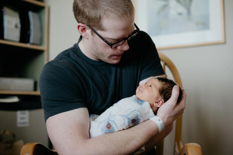 puyallup newborn photographer