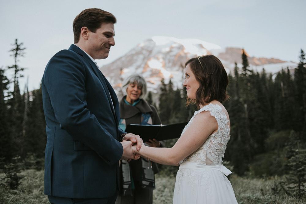 tacoma elopement photographer