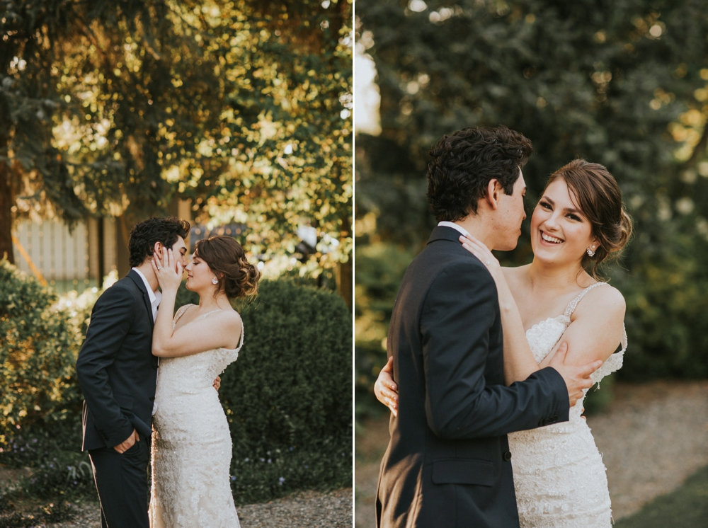 couple at elopement