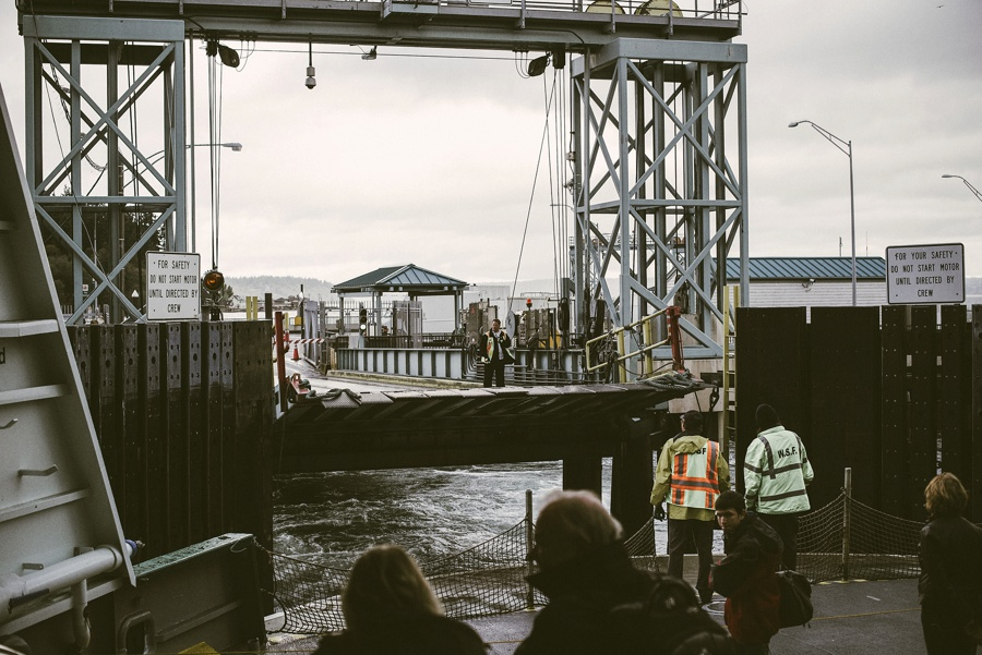 whidbey island ferry dock