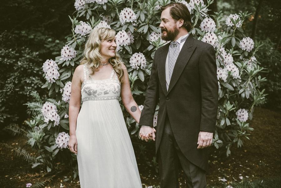 elopement at snoqualmie falls