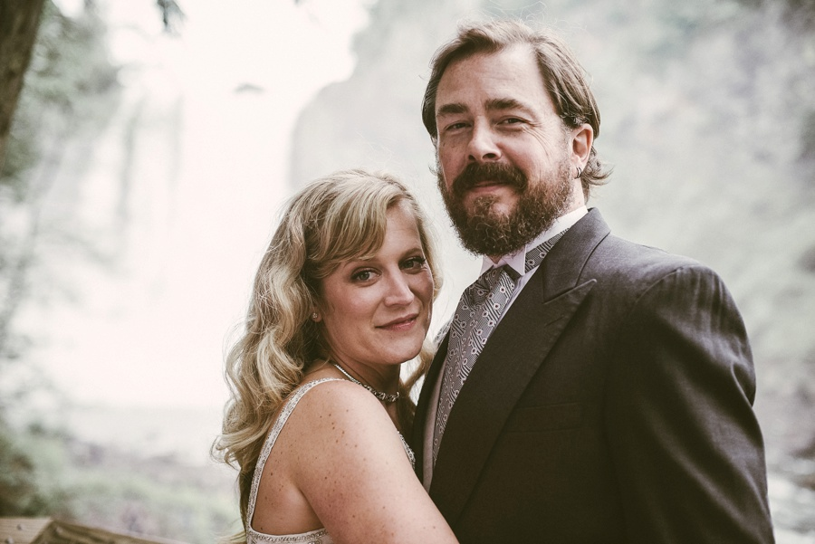 snoqualmie elopement