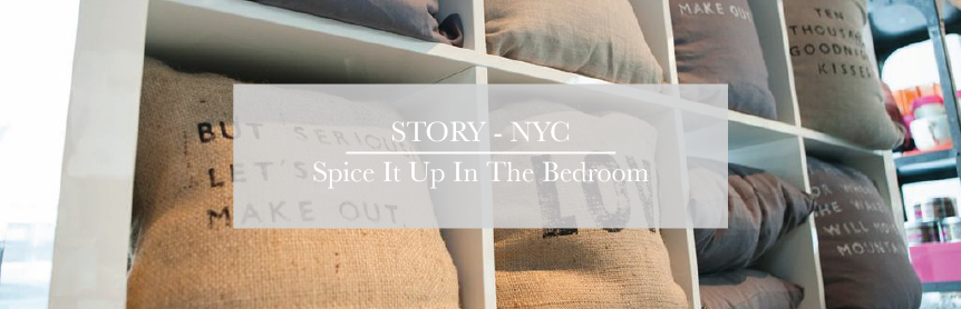 STORY - Spice It Up In The Bedroom