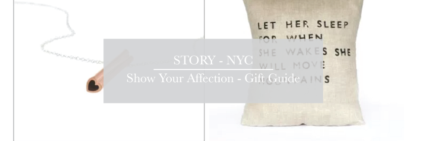 STORY - Show Your Affection Gift Guide