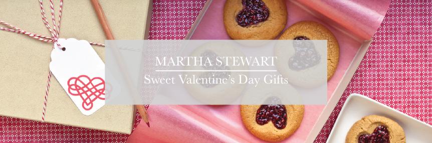 Martha Stewart - Sweet Valentine's Day Gifts