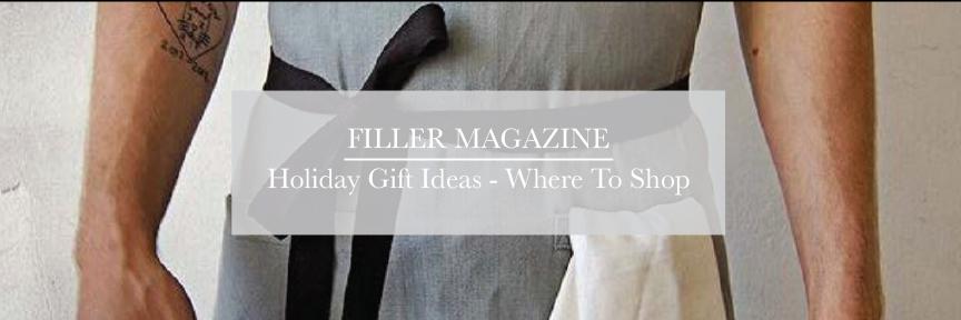 Filler Magazine - Where To Shop - Brika