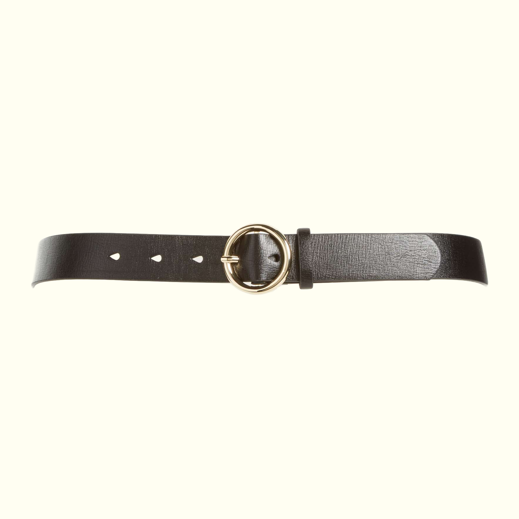 Halogen - Nordstrom's Halogen Faux Leather Belt is a keeper.At only $29 USD, its authentic clean-cut style and tear-drop belt holes are designed to complement the very best of your basics.