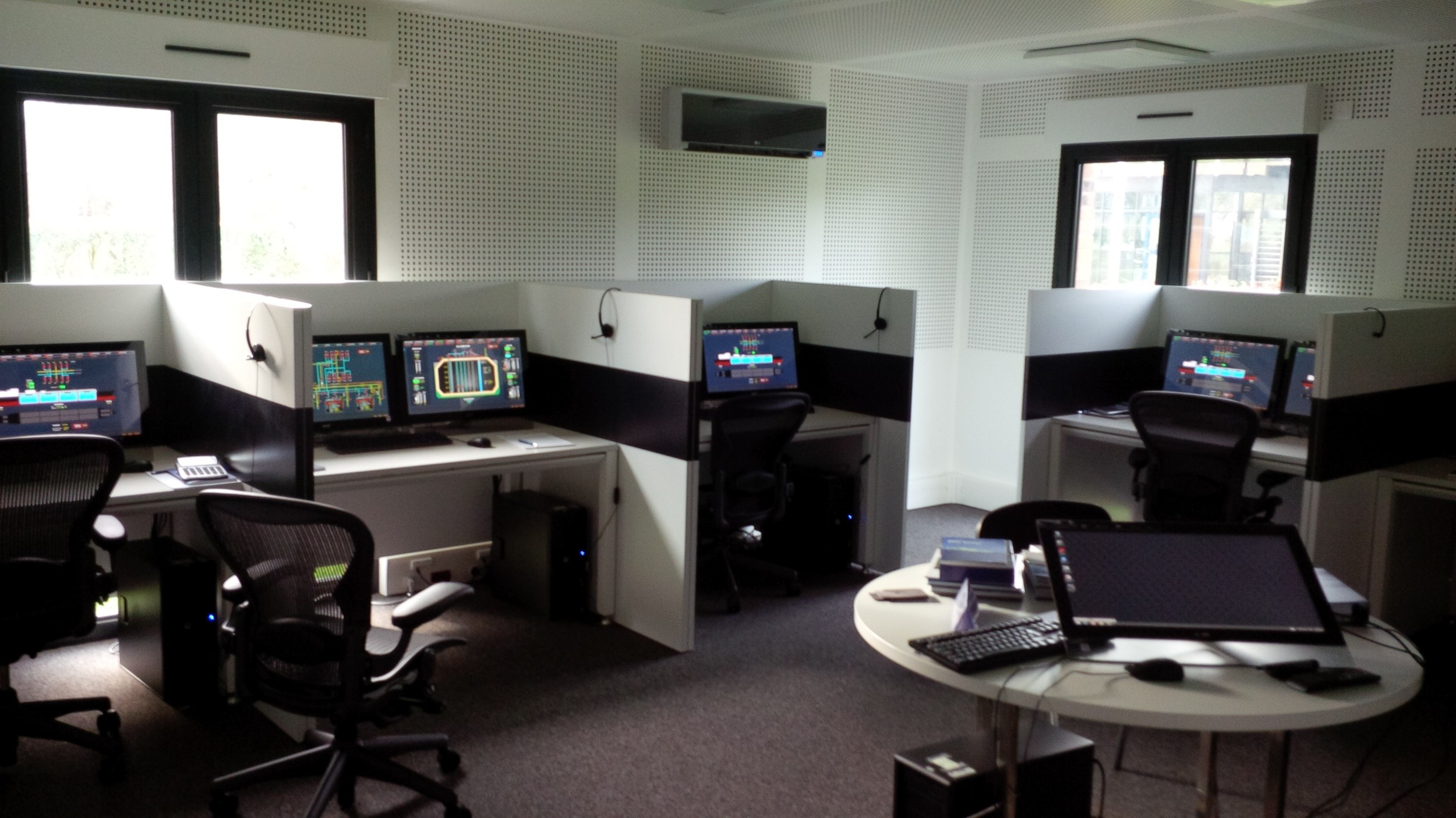 GTT Training - LNG Simulator