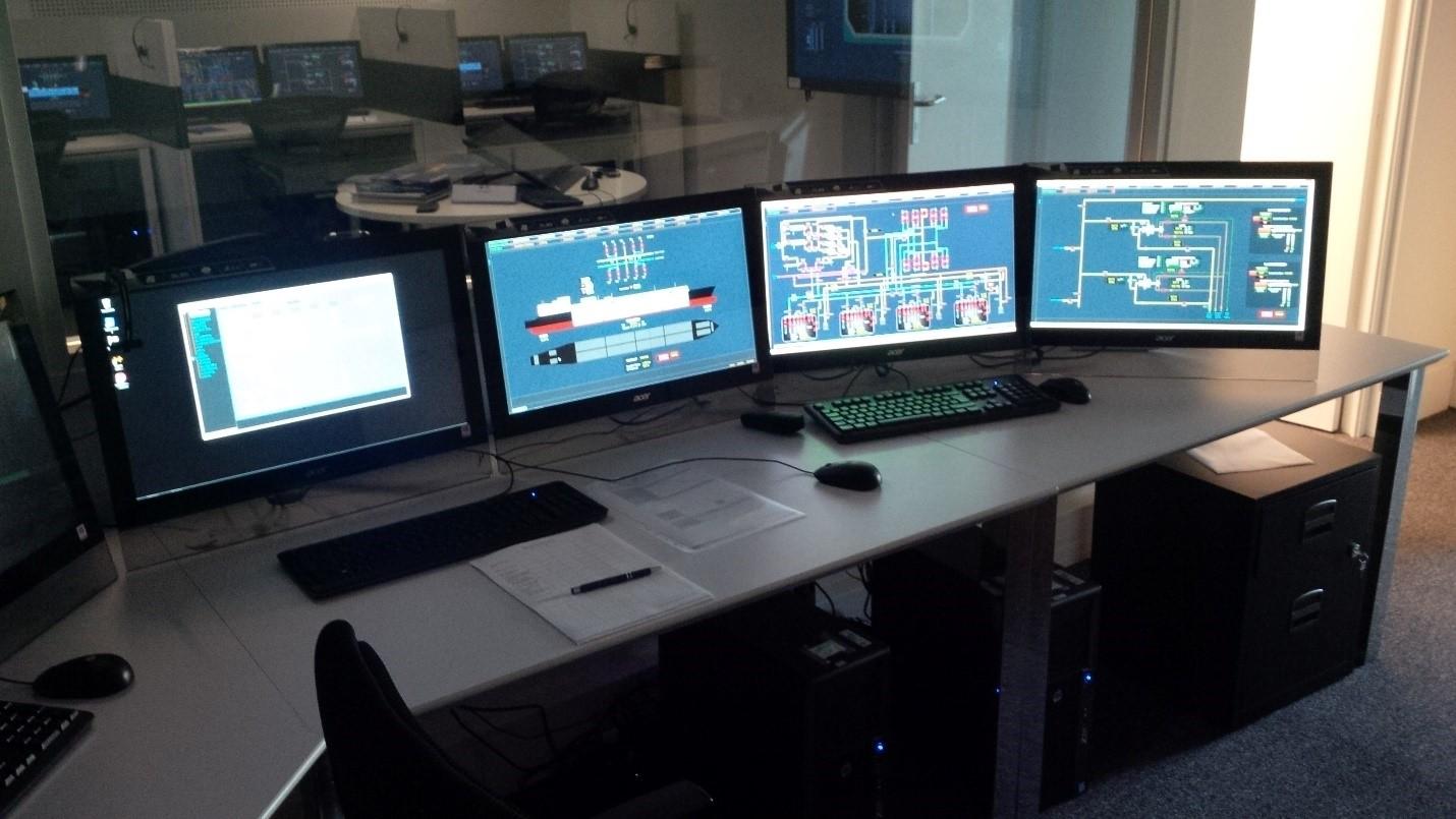 G-Sim Instructor Station