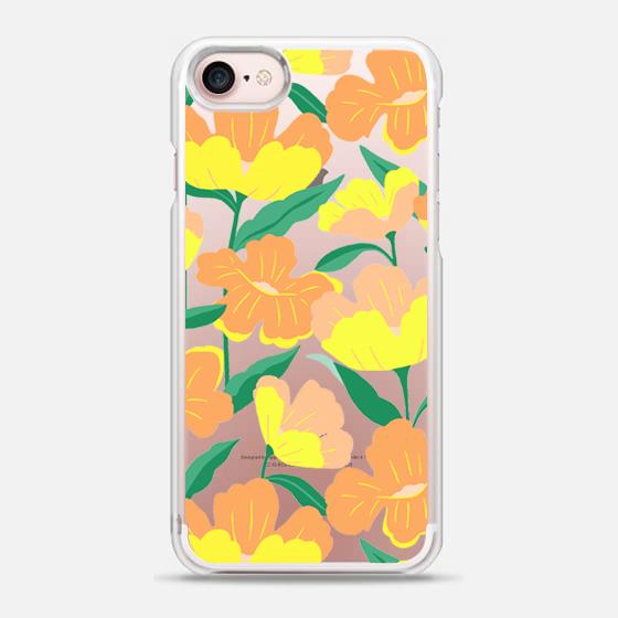 Poppies Casetify // Bella Gomez