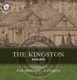 Kingston Floorplans