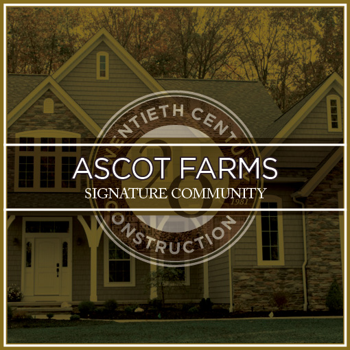 Concord Township  - New homes starting from $400s