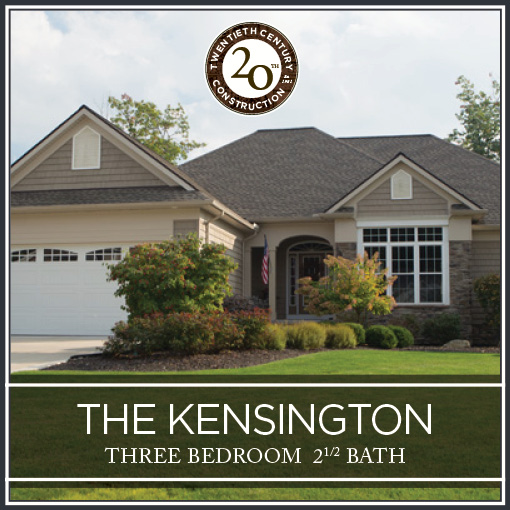 The Kensington From Custom Home Builders Photo - 20th Century Construction