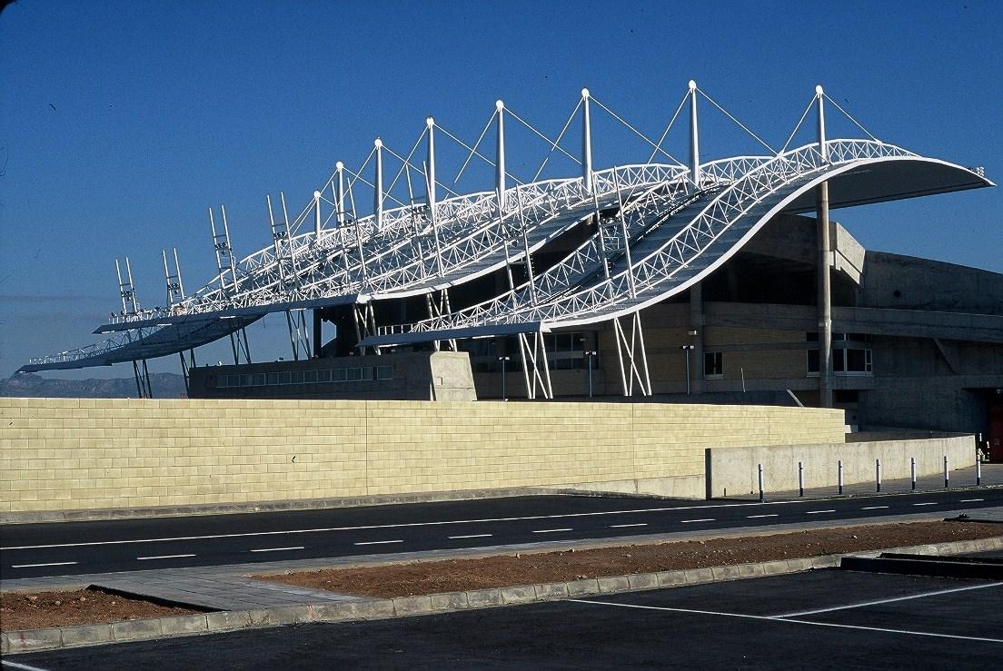 GSP Stadium. Image source:www.gsp.org.cy