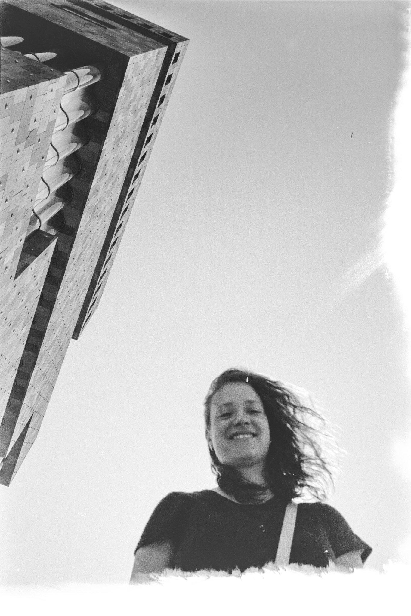 Sara, also in Belgium