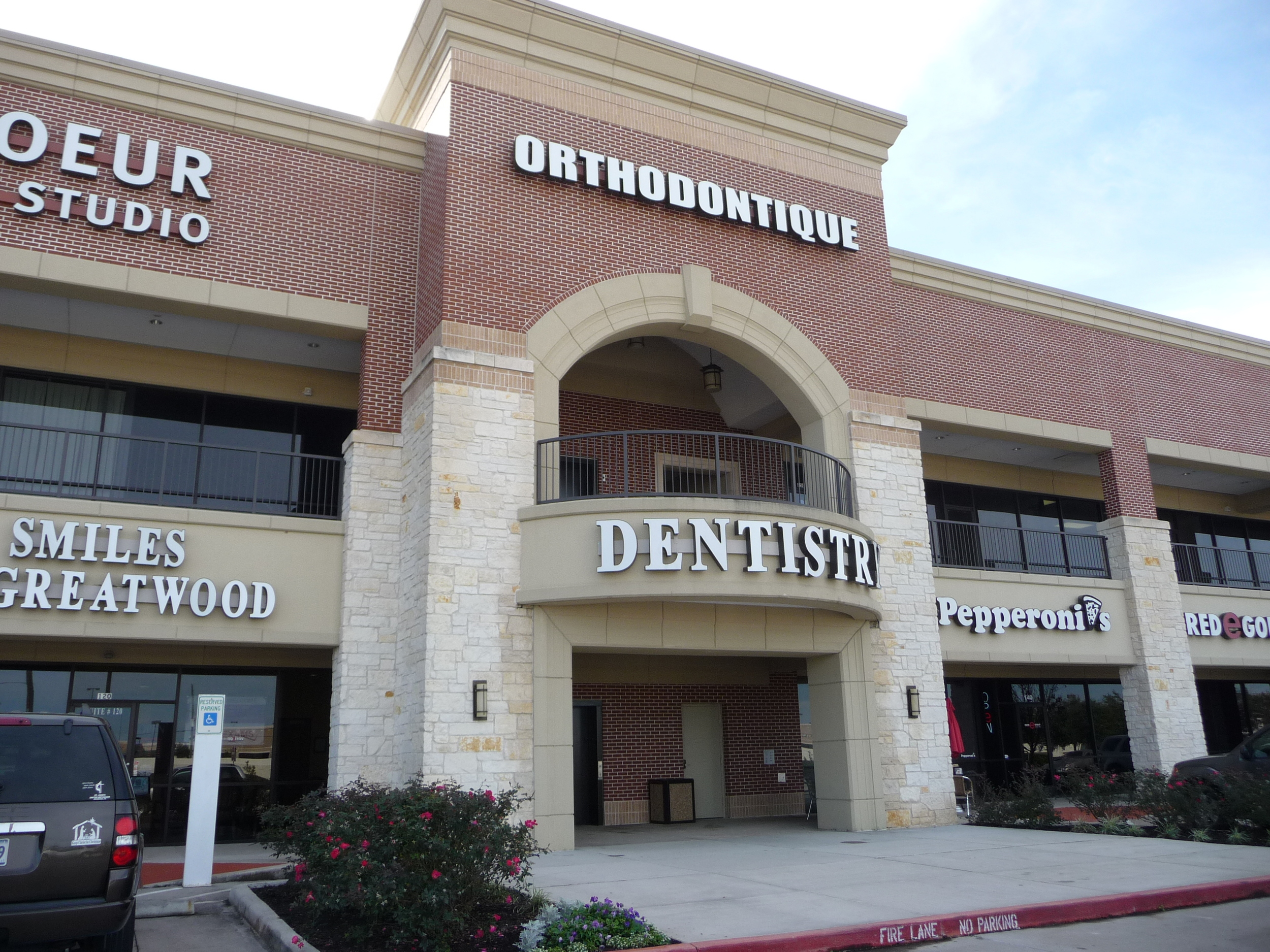 Orthodontique Exterior