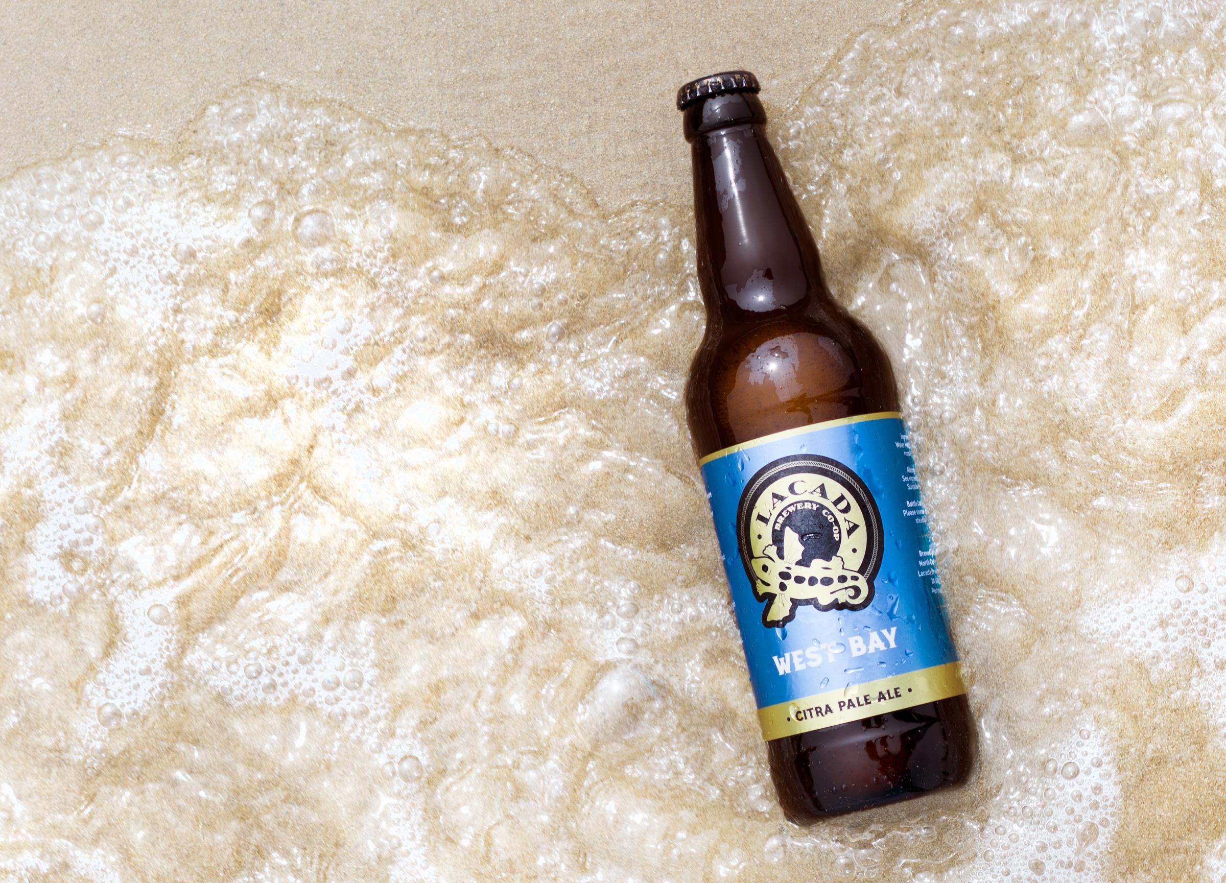 West Bay - Citra Pale Ale4.6% ABV