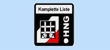 Logo HNG (źródło:  http://www.netz-gegen-nazis.de/lexikontext/die-hilfsgemeinschaft-fuer-nationale-politische-gefangene-und-deren-angehoerige-hng-0912 )