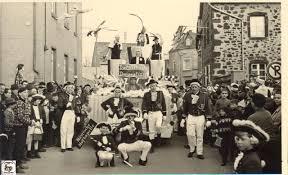 Karnawał w Ochtendung 1966 roku (źródło:  bildergalerien.prinzengarde-ochtendung.de )
