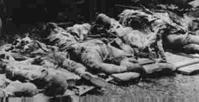 Ofiary masakry w Oradour-sur-Glane