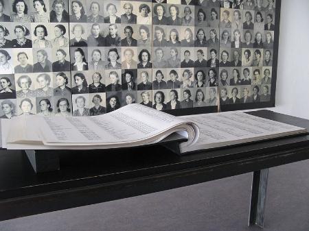 KZ Ravensbrück, register victims