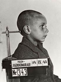 Prisoner Jerzy Grenda (source:  http://uczyc-sie-z-historii.pl/pl/projekty/zobacz/9 )