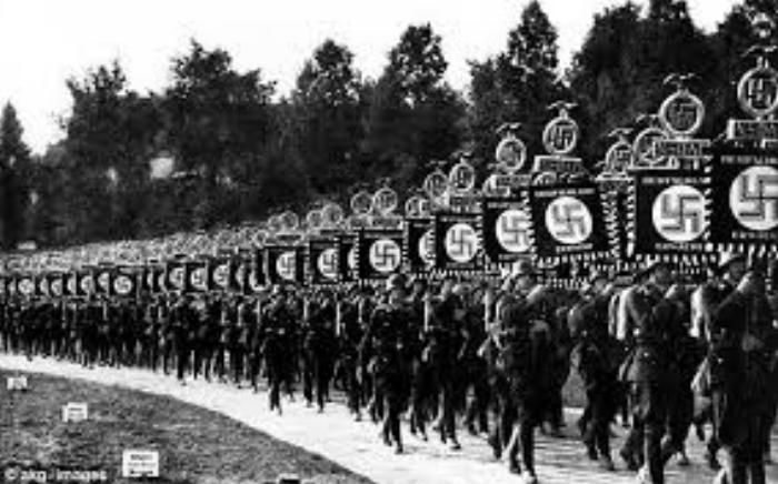 Image: Nuremberg in 1933.