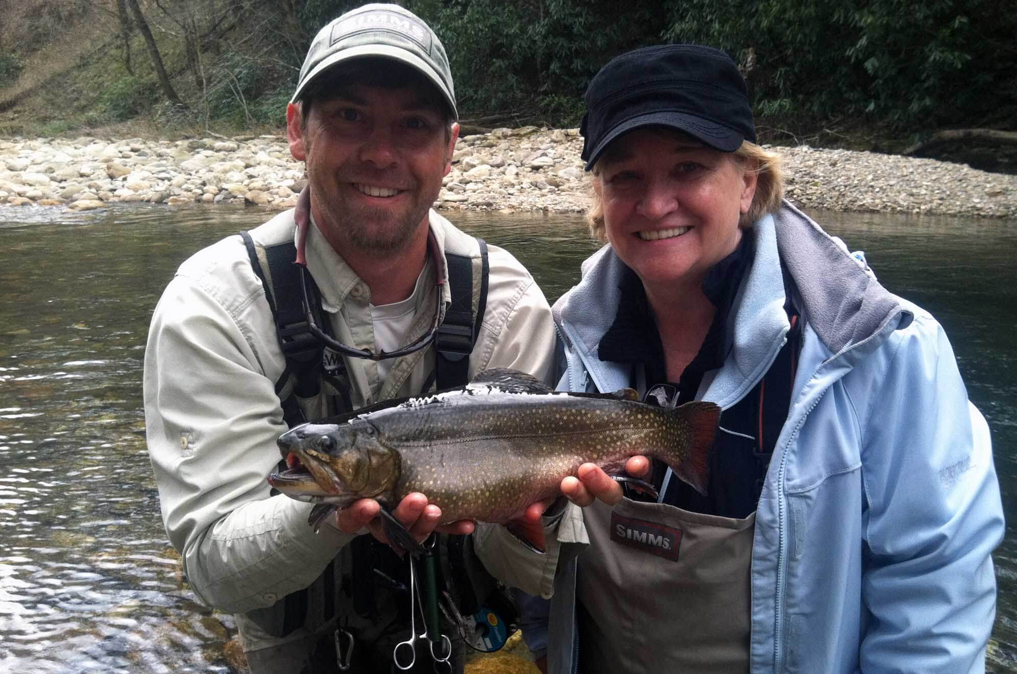 Copy of Fly Fishing Asheville