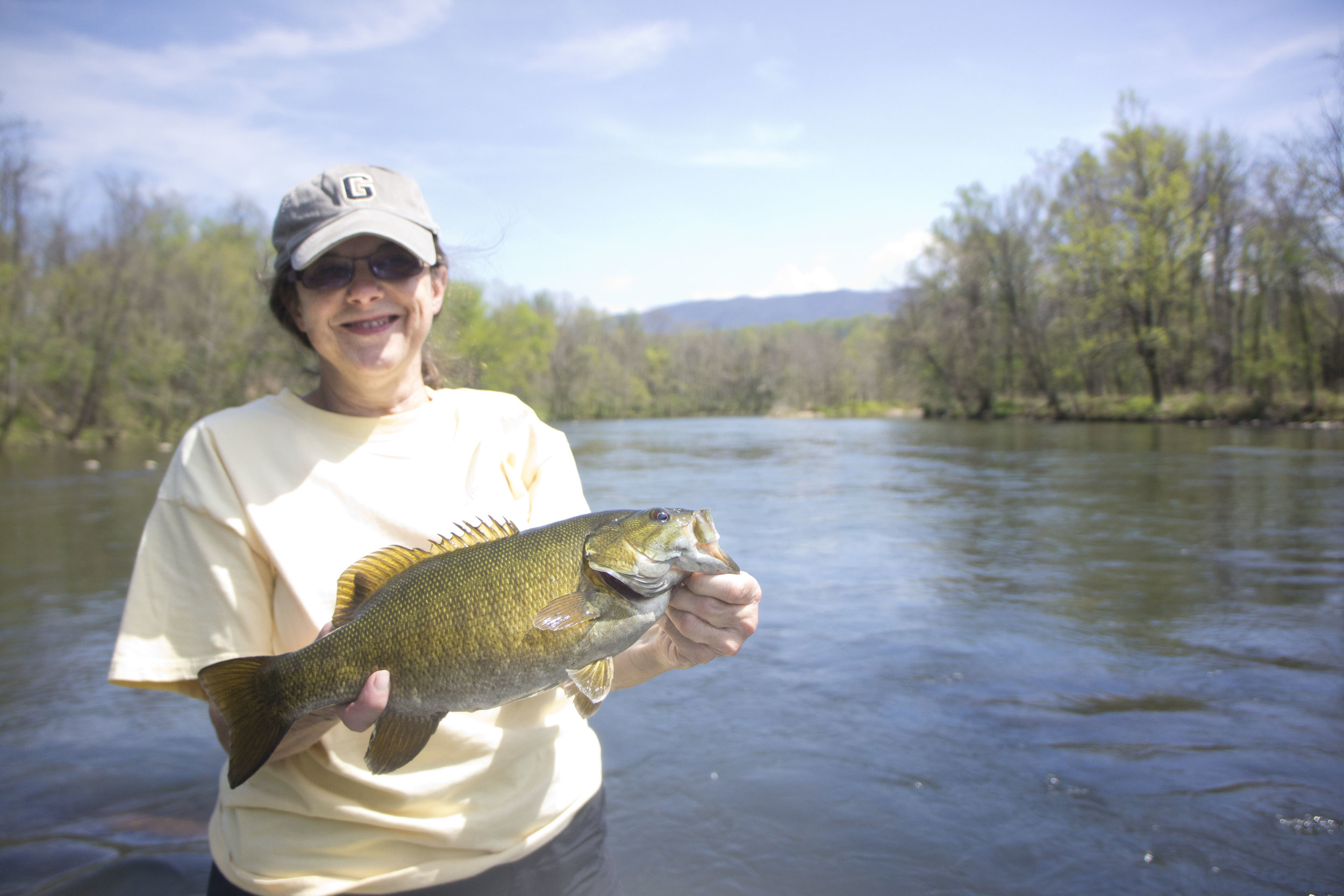 Asheville Smallmouth Bass