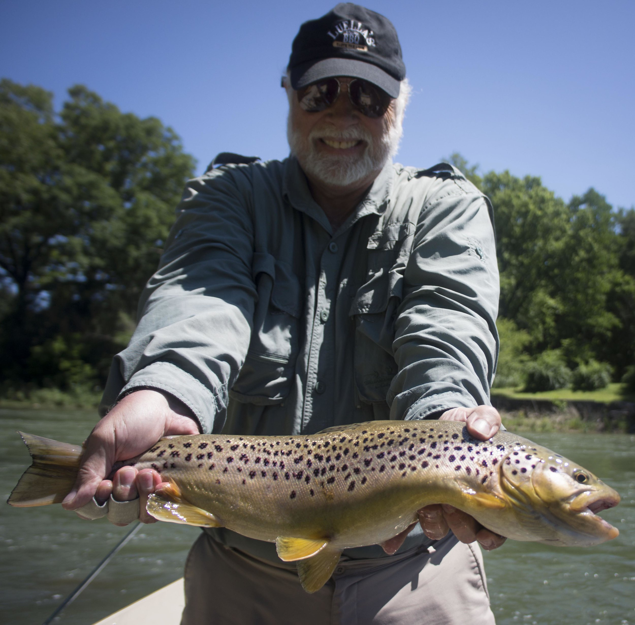 Overnight Fishing Trips NC and TN   All Inclusive Multi-Day