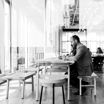Over one third of office space in New York, Los Angeles, Chicago and San Francisco is now coworking