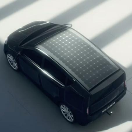 Sono Motors unveils its prototype battery- and solar-driven car