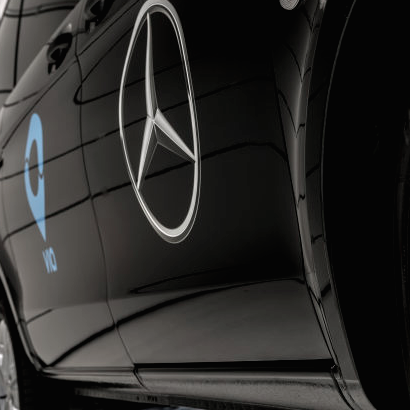 Mercedes-Benz joins forces with US start-up Via to launch a joint venture ride-sharing shuttle service set to bow in London before the year-end