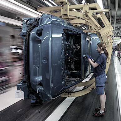 BMW EV strategy