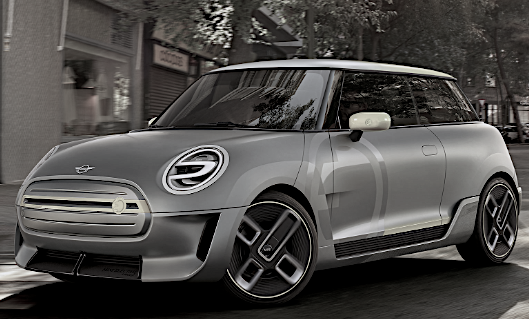 MINI Cooper S E electric vehicle .png