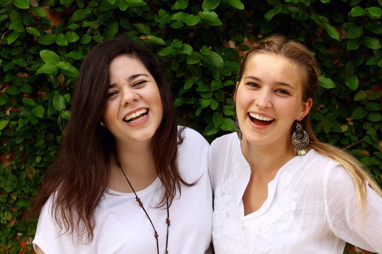 Founders of Refuge: Andrea and Lexi
